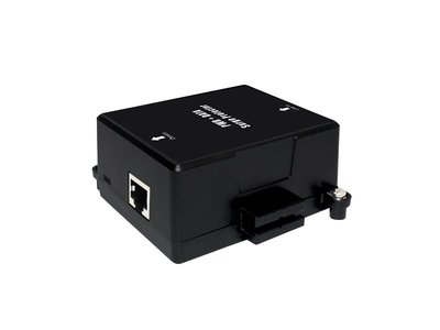 CERIO 智鼎 POE-ISP PoE Series - 室內型 Gigabit PoE 直通乙太網路突波疏導保護器