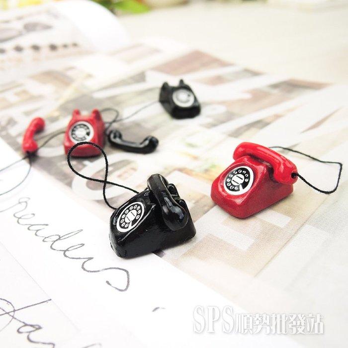 【順勢批發站】仿真模型 復古電話 台灣製造 MIT專利 有線電話機 仿古電話 室內電話機