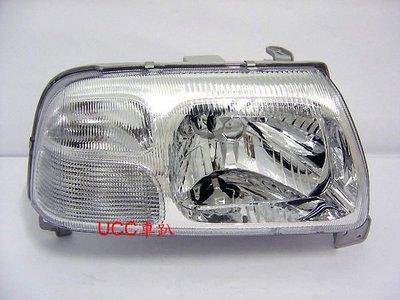 【UCC車趴】SUZUKI 鈴木 GRAND VITARA 金吉星 98-08 晶鑽大燈 (TYC製) 一組3000