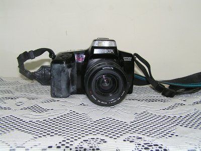 MINOLTA DYNAX 5000L 底片相機