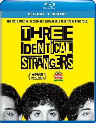 孿生陌生人   THREE IDENTICAL STRANGERS (2018)