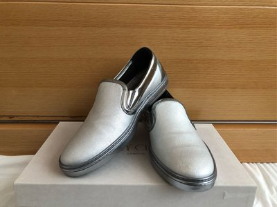Jimmy choo silver(new) size: 41 limited edition