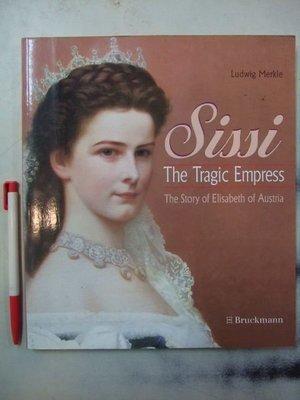 A1☆1998年『The Tragic Empress』Merkle著《Bruckmann》