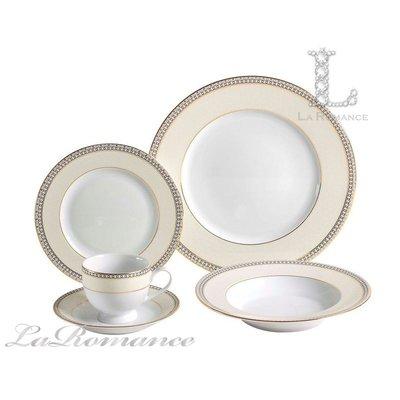 【芮洛蔓 La Romance】 Mindy Brownes - Sicilian 20件杯盤組 / 餐具組