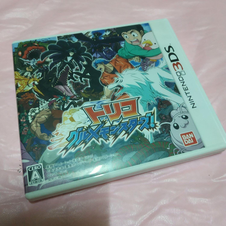 請先詢問庫存量~ 3DS 美食獵人 N3DS LL NEW 3DS 2DS LL 日規主機專用
