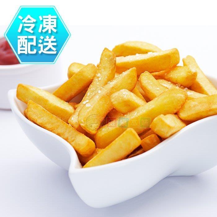 黃金脆薯400g 炸物 薯條 冷凍配送[CO02217]健康本味