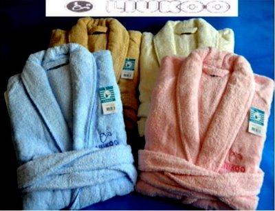 LIUKOO煙斗純棉100%超厚浴巾布超保暖浴袍合購 區
