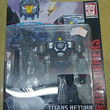 (Hasbro 行貨 美版) Transformers Titans Return Chasm & Decepticon Quake (全新未開封品)