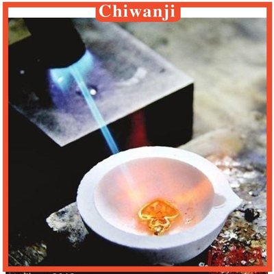 #現貨直出  Quartz Silica Melting Crucible Dish Pot Cup for-MDI15