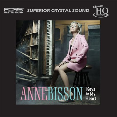 【UHQCD】我心之鑰 Keys to My Heart / 安碧森 Anne Bisson --CAM85034UHQ