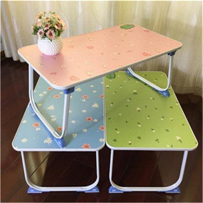 懶人桌電腦做桌宿舍床上書桌簡約床上小桌子兒童家用可折疊桌學生HPXW