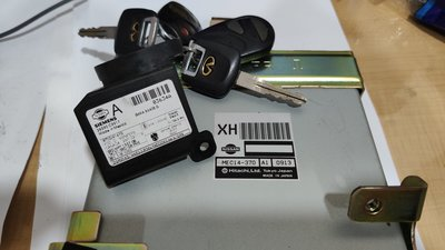 QX4 3.5 引擎電腦 ECU MEC14-310