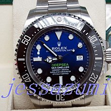 (HOLD) USED90%NEW -Rolex 126660  D-blue  Random-Series 原廠保證書 原廠錶盒