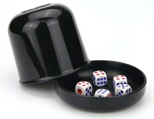 佳佳玩具 ------ 骰盅 骰子遊戲 吹牛 含5顆骰子 娛樂賭具 團康遊戲 KTV 必備 【CF76562】