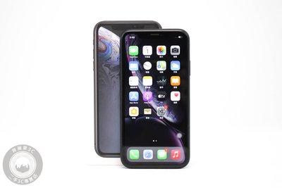 【高雄青蘋果3C】APPLE IPHONE XR 64G 64GB 黑 6.1吋 IOS14.0 #57886