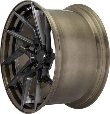 BC 鋁圈 雙片 鍛造 鋁圈 HCA218 客製鋁圈 21吋 8.5J 9J 9.5J 10J 10.5J CS車宮車業