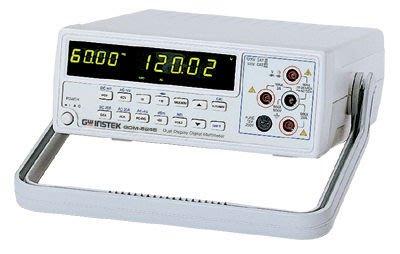 TECPEL 泰菱 》固緯 GWInstek GDM-8245 4 3/4 雙顯示桌上型電錶 桌上電表 GDM 8245