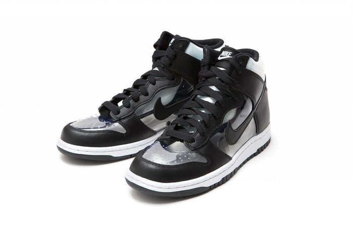 official photos 110fe 52509 17SS COMME des GARCONS HOMME PLUS CDG X NIKE DUNK HIGH-Yahoo奇摩拍賣