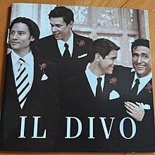 IL DIVO 台版CD1處淺花95%新 (Frank Sinatra)My Way Way/Unbreak My Heart(spanish version)