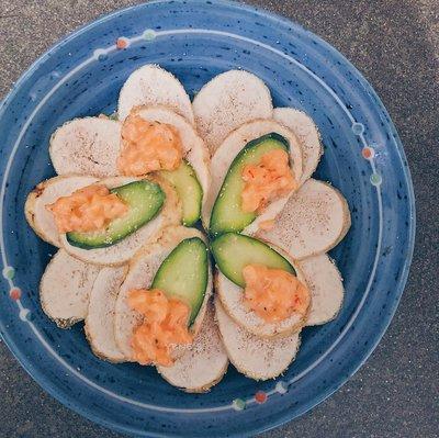 鮮鱻本舖  紐西蘭頂級鱈魚卵/熟魚卵