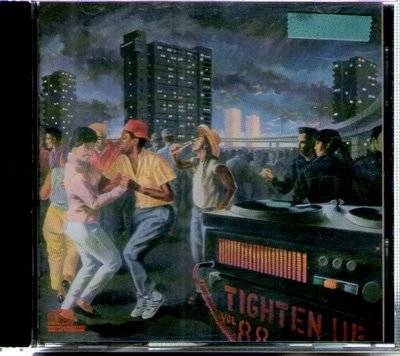 /新尚/ BIG AUDIO DYNAMITE TIGHTEN UP VOL 88 二手品-F19