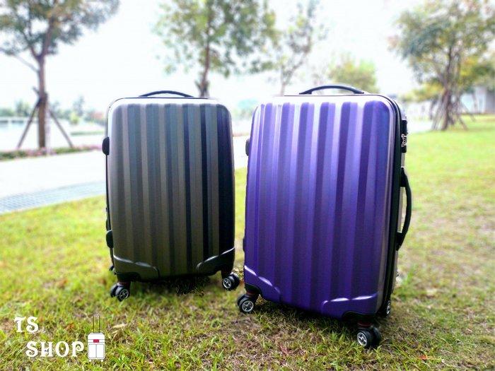 行李箱*TS*28吋PC+抗刮面板旅行箱 TSA海關鎖 飛機輪  登機箱 ABS硬箱 拉鍊加大功能