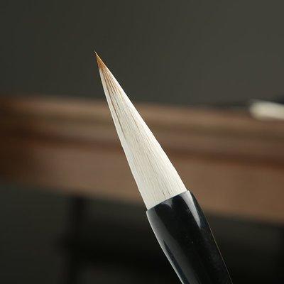 港灣之星-【鴻猷文房】中楷兼毫毛筆 書法創作寫字 聯筆如意羊狼寫對聯宣筆(規格不同價格不同)