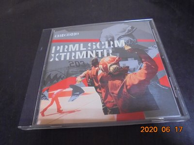 CD  Discogs Primal Scream - Exterminator