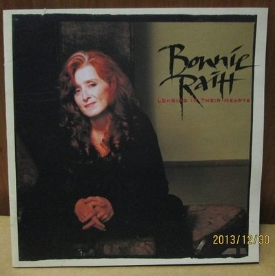 CD(美版進口.片況良好)~Bonnie Raitt-Longing In There Heart專輯.收錄Hell To Pay等