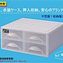 『強固造型↗耐用!』發現新收納箱K098- 4格整...