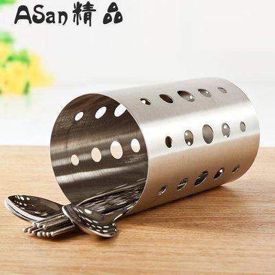 筷子筒 0不銹鋼筷子筒加厚加高廚房筷子籠