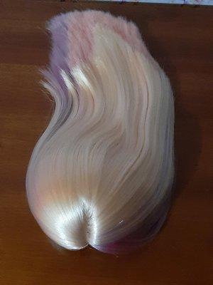 小布娃娃 Blythe帶頭殼假髮