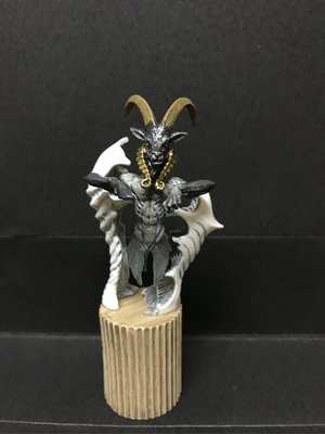 Demon's chronicle 惡魔紀事 惡魔棋(6代 山羊座)