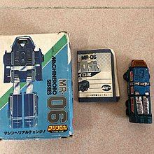 原裝 舊版 日製 POPY 天威勇士 百變雄獅 超合金 MR-06 超合金 (1982 Made In Japan/全齊說明書 )Bandai