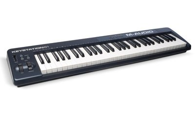 M-AUDIO Keystation 61 MKII 61鍵USB主控鍵盤