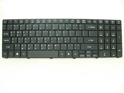 宏碁 Acer 中文鍵盤 5745 5745G 5745DG 5745P 5745PG 5745Z 5551 5551G