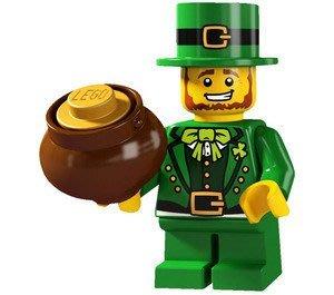 現貨【LEGO 樂高】積木/ Minifigures人偶系列: 6代人偶包抽抽樂 8827 | 綠色小精靈 淘金矮人