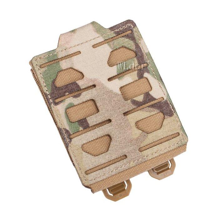 [01] PSIGEAR Skewer 短版 步槍 快拔 彈匣包 CP ( 軍品真品軍用警用AR彈匣套M4彈夾袋雜物袋