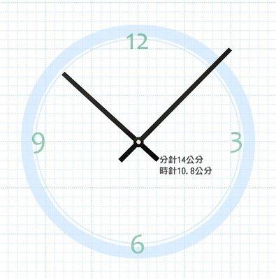 【鐘點站】T140108 / DIY 時鐘 掛鐘 鐘針/SUN機芯