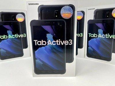 最新三代,可刷卡分期+免運※台北快貨※Samsung Galaxy Tab Active3 防水抗摔平板 SM-T575