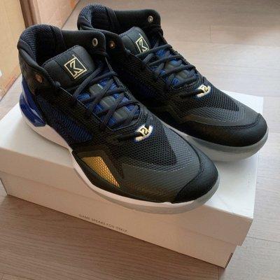 """全新 New Balance""""The Kawhi""""4 Bounces 倫納德 黑藍 BBKLSTW1 休閒鞋 籃球鞋"""