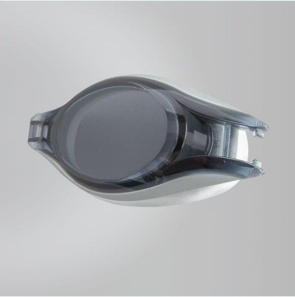 【線上體育】SPEEDO成人度數泳鏡Pulse銀/灰, 7.0 單邊泳鏡