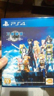 PS4遊戲 刀劍神域 虛空幻界 中文版