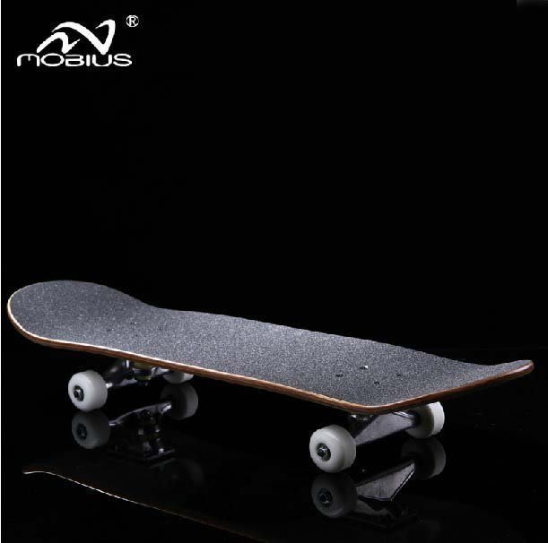 【易發生活館】新品滑板 Mobius莫比斯專業四輪滑板 代步公路滑板 成人滑板 基礎滑板 送滑板包+專用工具 送朋友