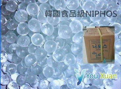 【清淨淨水店】韓國食品級NIPHOS複磷酸鹽/複磷酸鹽球/硅磷晶/潔磷晶/ 除水垢球/水管防生鏽/一顆25元