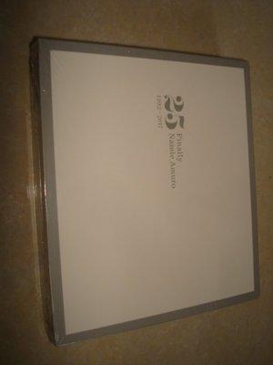 現貨 安室奈美惠 Finally 精選 3CD+DVD