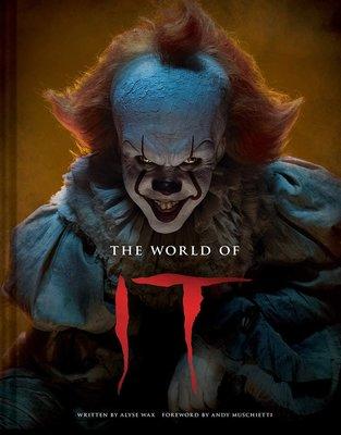 [APPS STORE]19年9月 預購 牠 IT 恐怖片 電影 設定集 前三免運 美版 畫冊 畫集