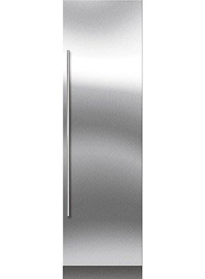 唯鼎國際【美國Sub-zero冰箱】ICBIC-24FI 隱藏式全冷凍冰箱