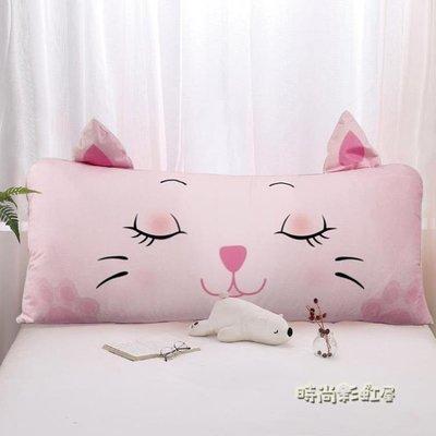 床頭板靠墊大靠背軟包臥室卡通枕頭可愛公...