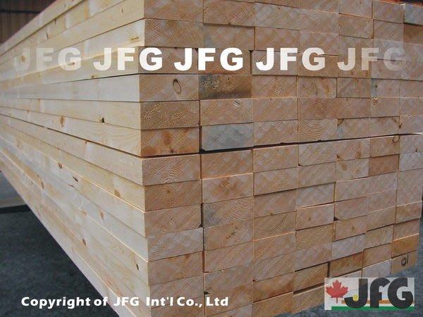 JFG 木材批發 *【SPF松木細刨角材】34x85mm  木板 木材加工木頭 門 隔間 木工DIY 木屋
